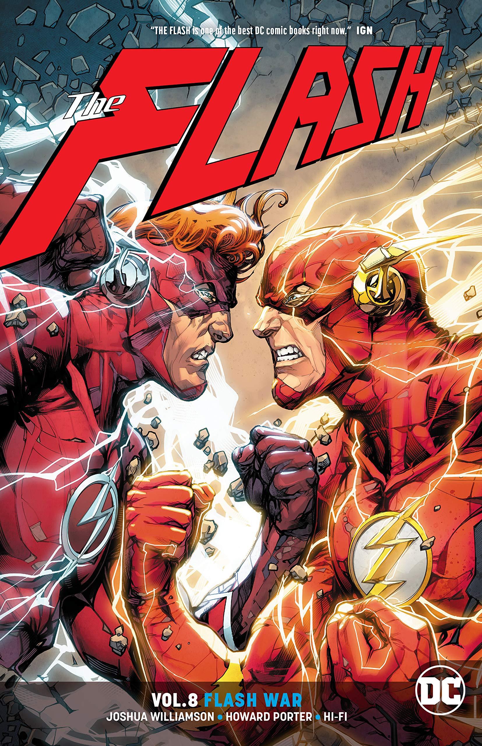 Leer Flash War Online en Español
