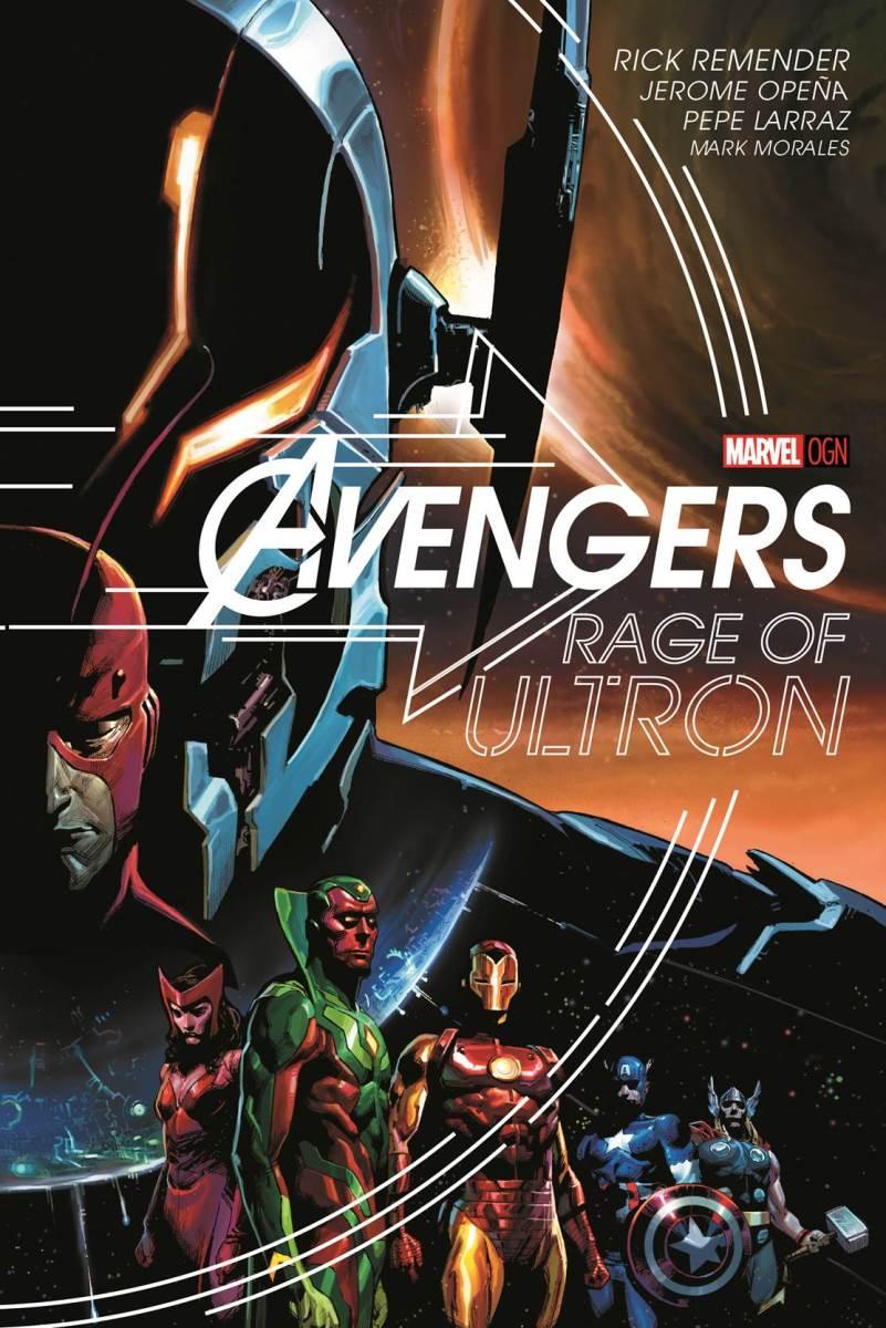 Leer Avengers Rage of Ultron / La Ira de Ultron Online en Español