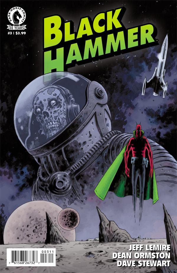 Leer Black Hammer Online en Español
