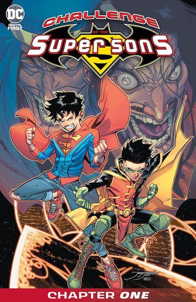 Leer Challenge of the Super Sons Online en Español