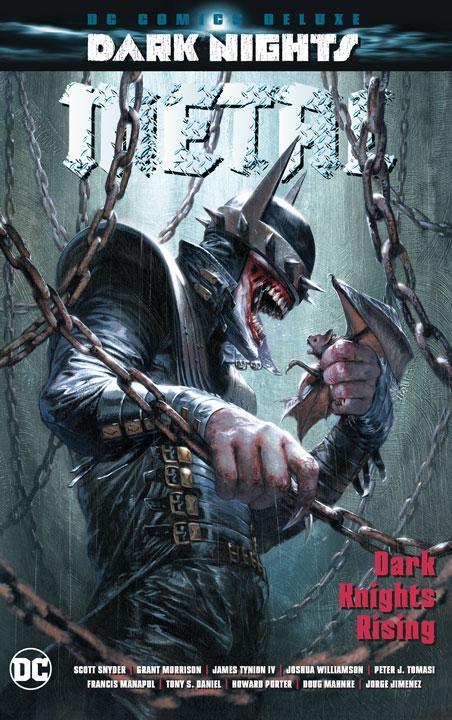 Leer Dark Nights Metal+ Tie-Ins Online en Español