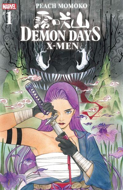 Leer Demon Days X-Men Online en Español