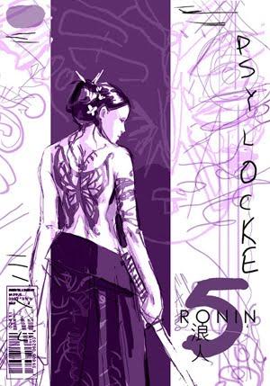 Leer 5 Ronin Online en Español