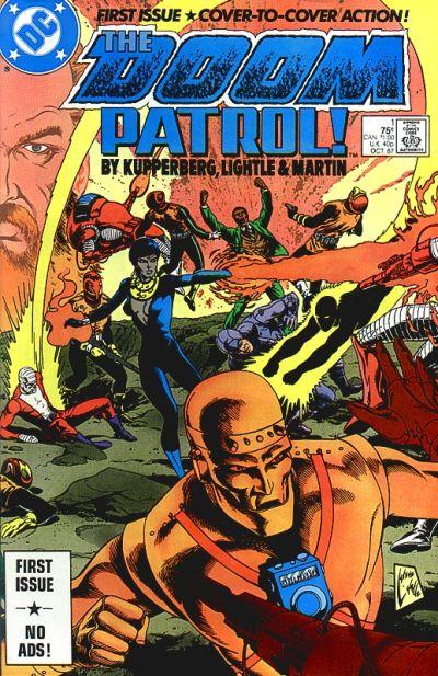 Leer Doom Patrol Volumen 2 Online en Español