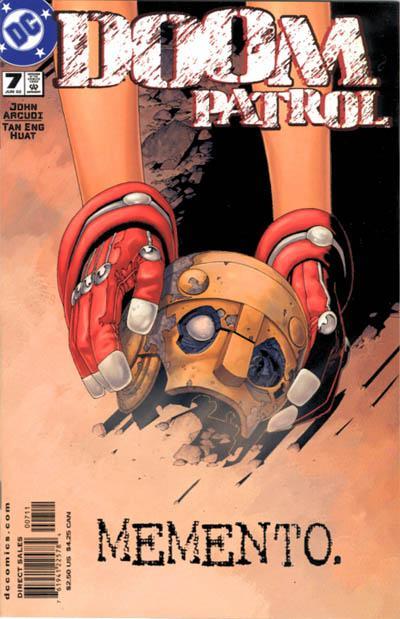 Leer Doom Patrol Volumen 3 y 4 Online en Español