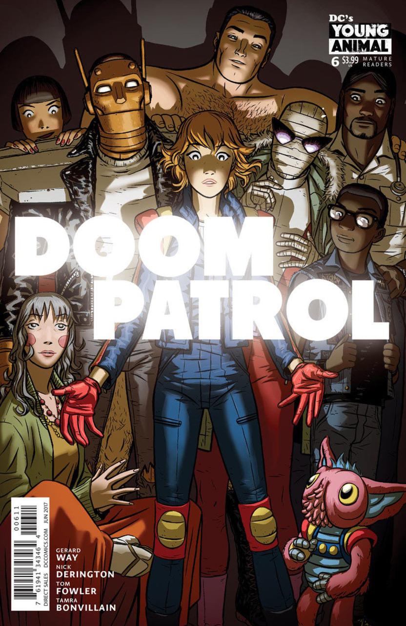 Leer Doom Patrol Volumen 5 y 6 Online en Español