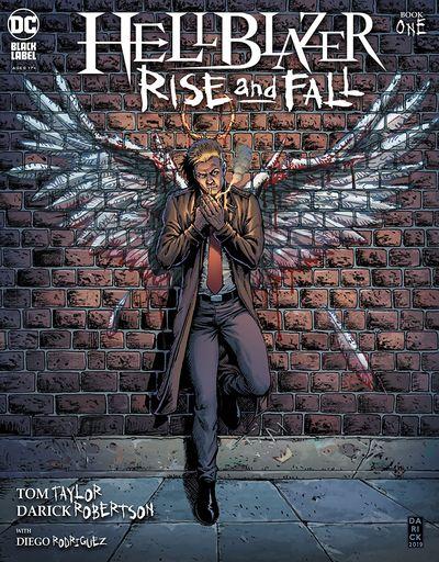 Leer Hellblazer Rise And Fall / Ascenso y Caida Online en Español