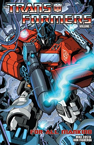 Leer Comic The Transformers Volumen 1 (IDW) Online en Español