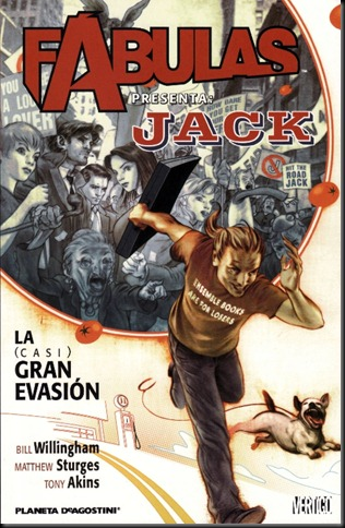 Leer Jack of Fables / Fabulas de Jack Online en Español