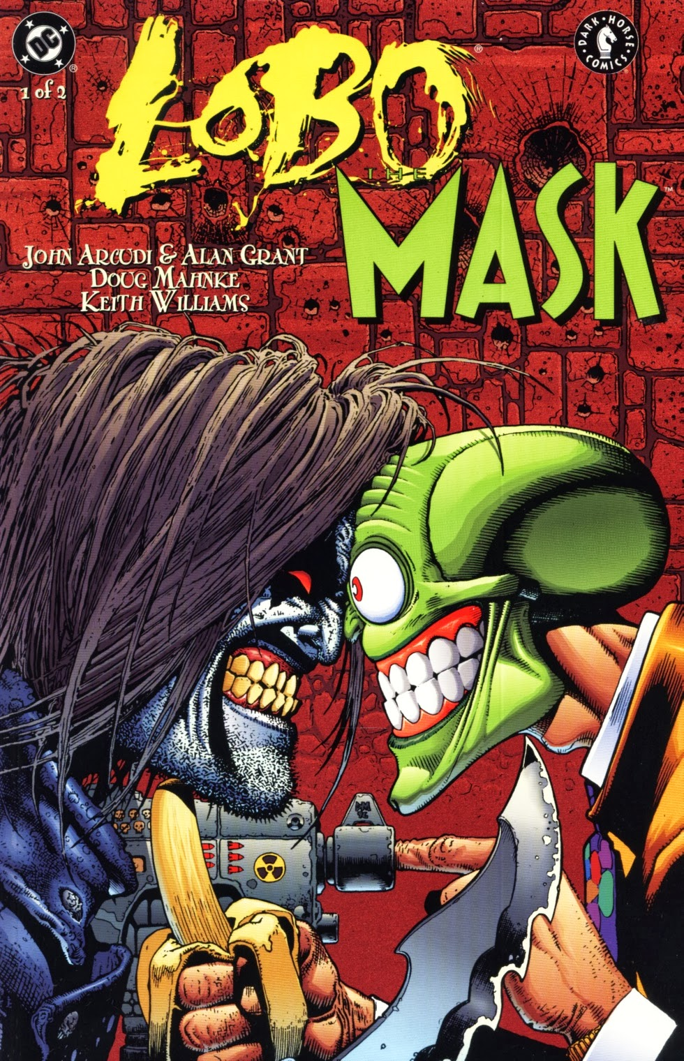 Leer The Mask / Joker  – The Mask / Lobo – The Mask /Grifter Online en Español