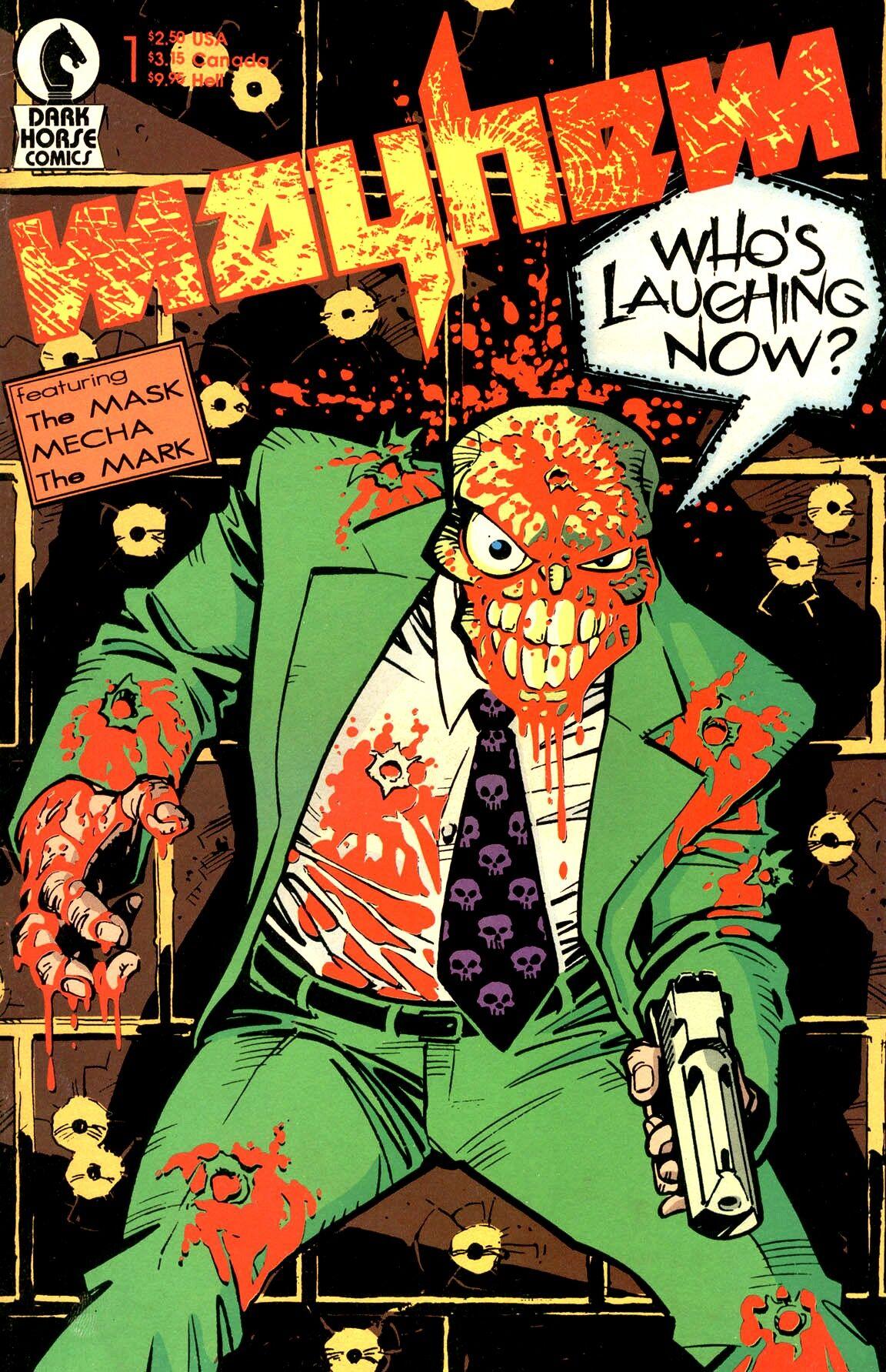 Leer The Mask Mayhem / La Mascara Mayhem Online en Español
