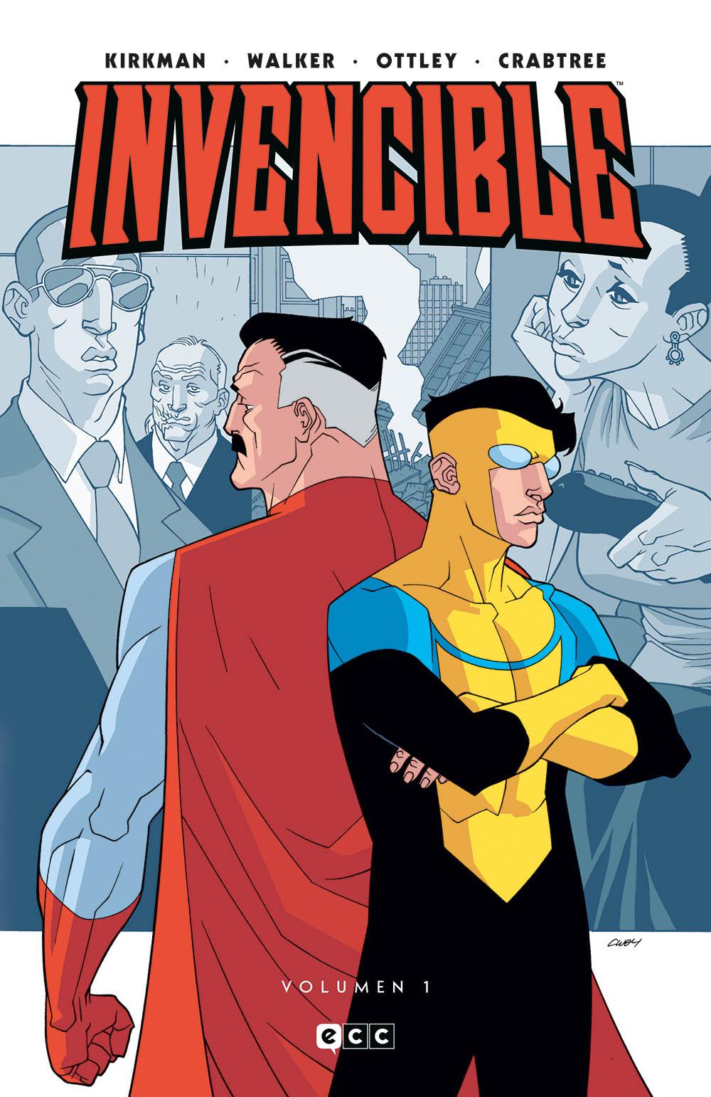 Leer Comic Invincible (Invencible) Online en Español