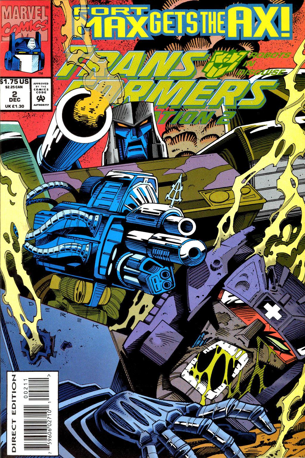Leer The Transformers Generation 2 Online Español