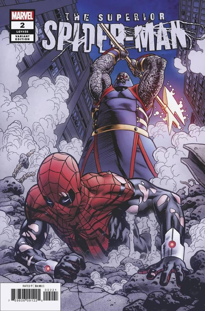 Leer Superior Spiderman Volumen 2 Online en Español