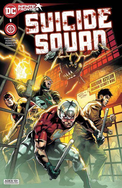 Leer Suicide Squad Volumen 6 y 7 Online en Español
