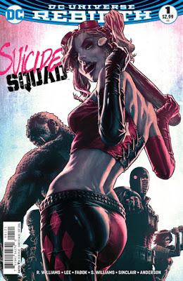 Leer Suicide Squad Volumen 5 (Rebirth) Online en Español