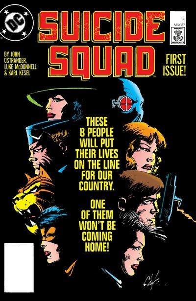 Leer Suicide Squad Volumen 1 Online en Español
