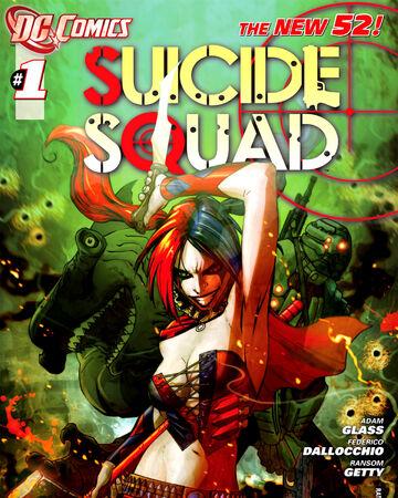 Leer Suicide Squad Volumen 2, 3 y 4 (NEW 52) Online en Español