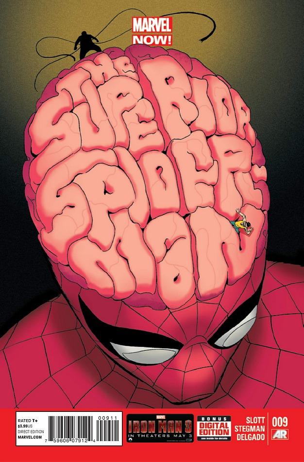 Leer Superior Spiderman Volumen 1 + Anuales Online en español