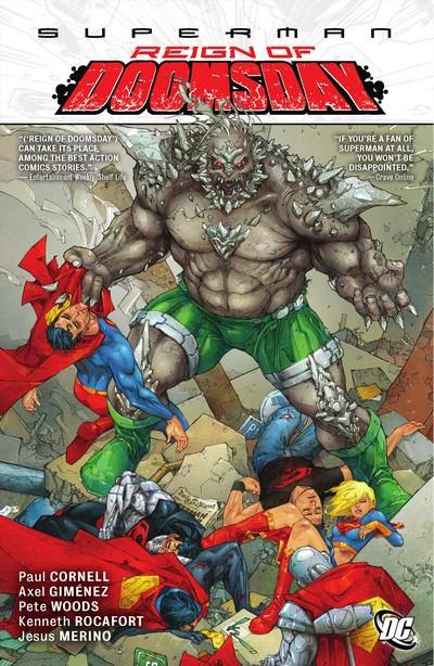Leer Superman Reign Of Doomsday Online en Español