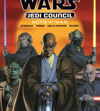 Leer Star Wars Jedi Council: Acts of War / Actos de Guerra Online en Español