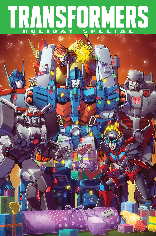 Leer Transformers Holiday Special Online en Español