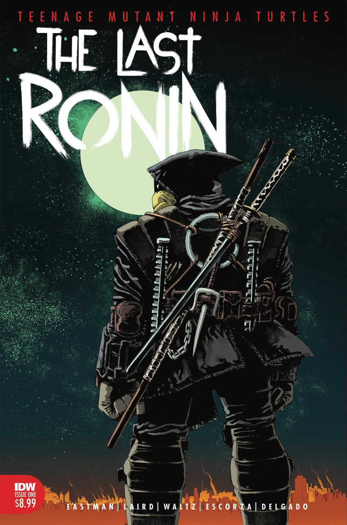 Leer Tortugas Ninja: The Last Ronin Online en Español