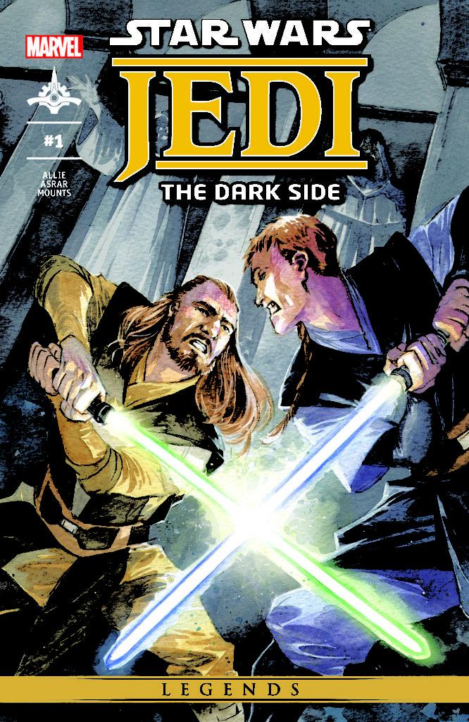 Leer Star Wars: Jedi: The Dark Side / El lado oscuro Online en Español