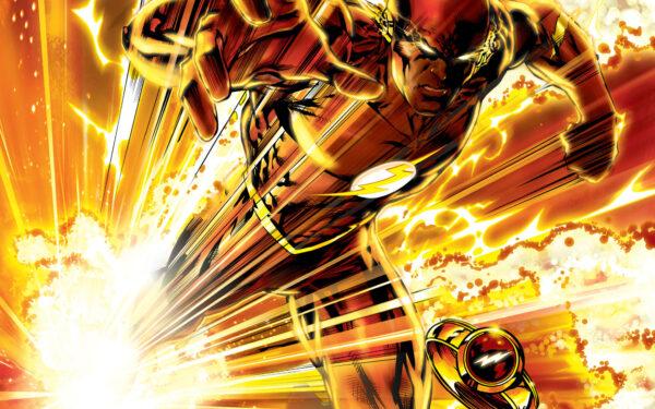 Leer The Flash: The Fastest Man Alive Online en Español