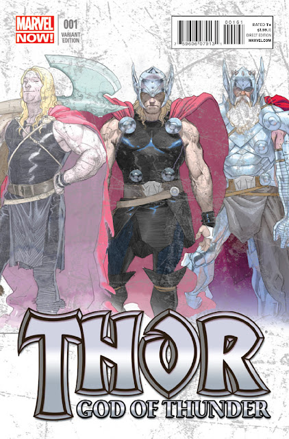 Leer Thor God of Thunder Online en Español