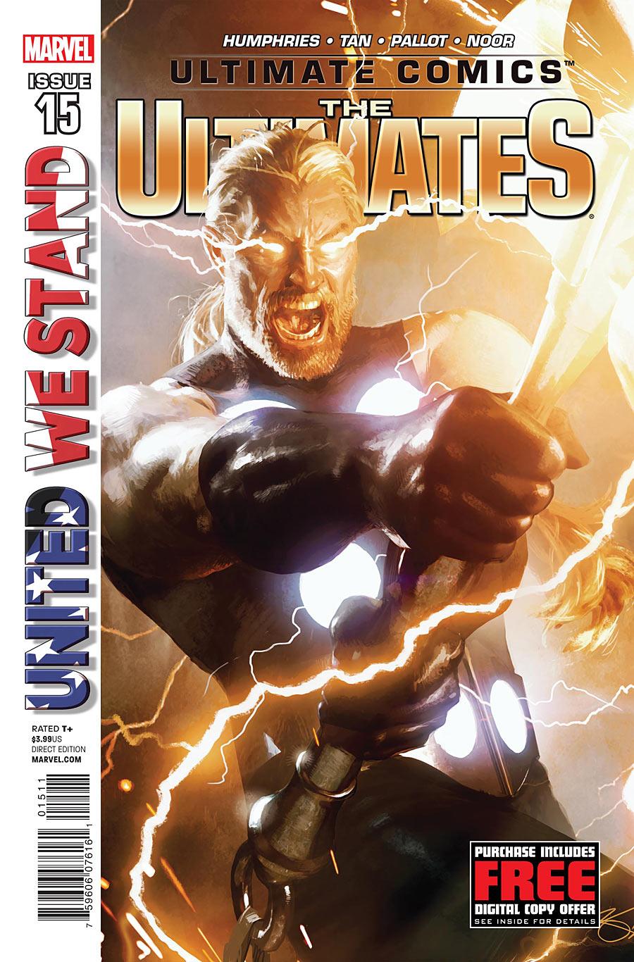 Leer The Ultimates Volumen 1, 2, 3 y 4 Online en Español
