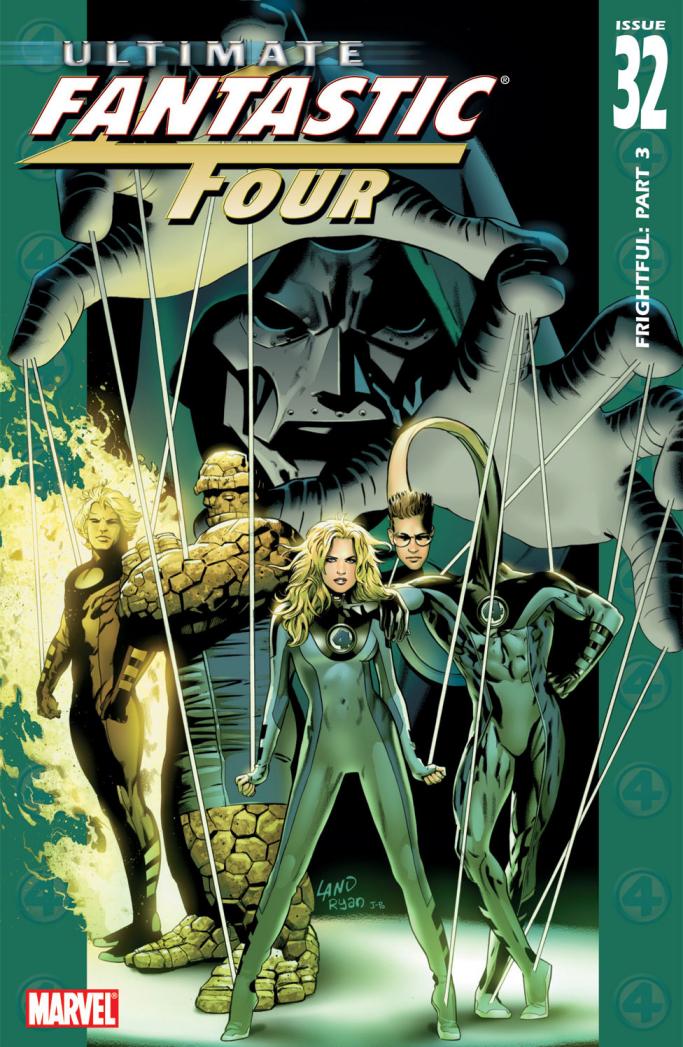 Leer Ultimate Fantastic Four Volumen 1 + Anuales Online en Español