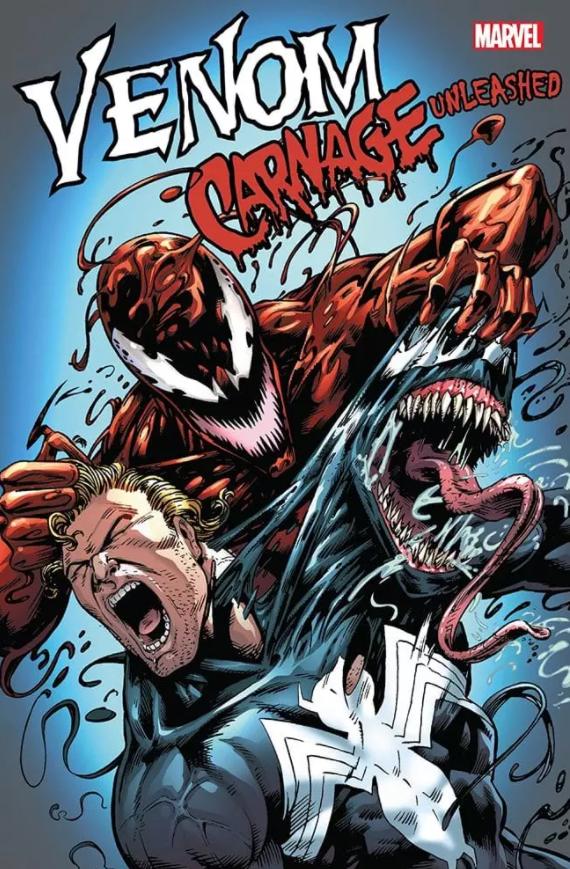 Leer Venom VS Carnage Online en Español