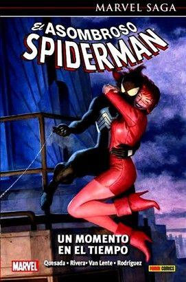Leer Spiderman One Moment in Time / Un momento en el Tiempo Online en Español
