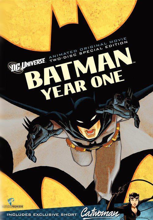 Leer Batman Year One / Año 1 Online en Español
