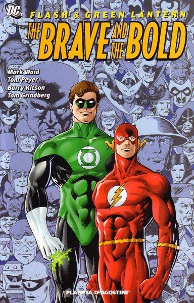 Leer The Brave and The Bold: Flash y Green Lantern Online en Español