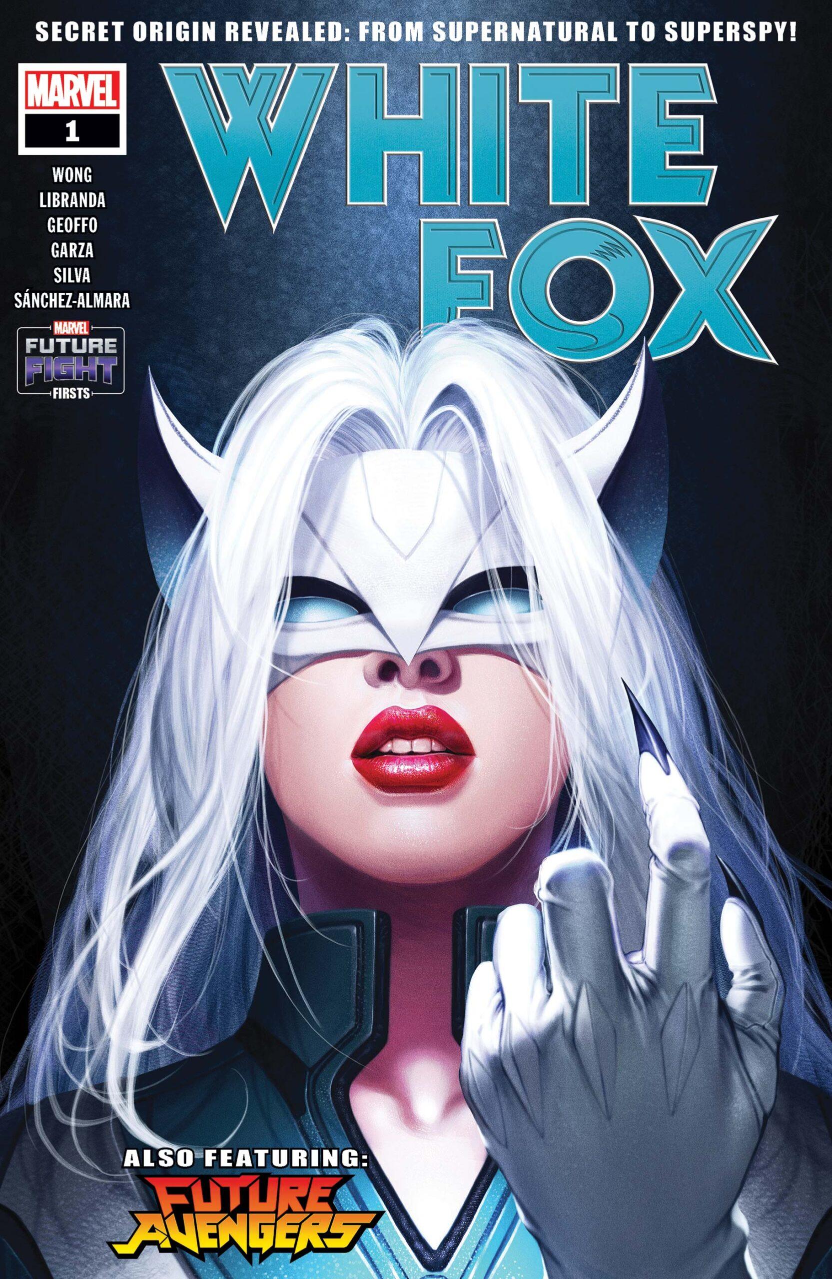Leer White Fox Online en Español