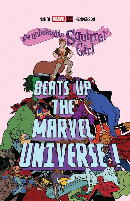 Leer The Unbeatable Squirrel Girl Beats Up The Marvel Universe / La invencible chica ardilla derrota al Universo Marvel Online en Español