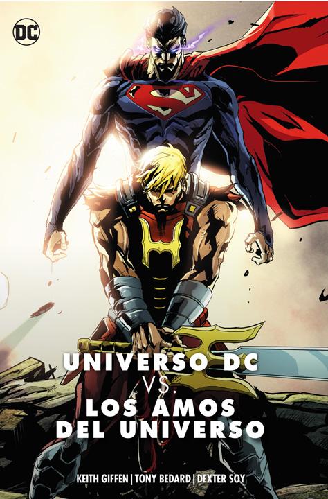 Leer DC Universe vs Master Of The Universe Online en Español