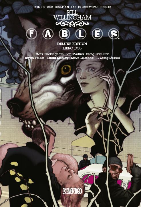 Leer Comic Fables / Fabulas Online en Español