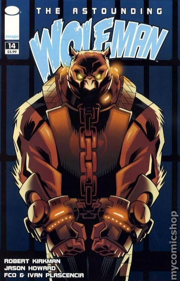 Leer The Astounding Wolf-Man Online en Español