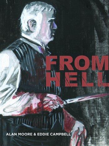 Leer Comic From Hell Online en Español