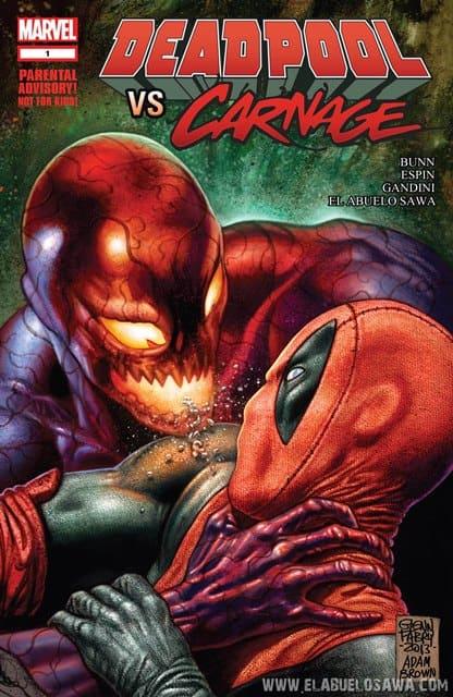 Leer Deadpool VS Carnage Online en Español
