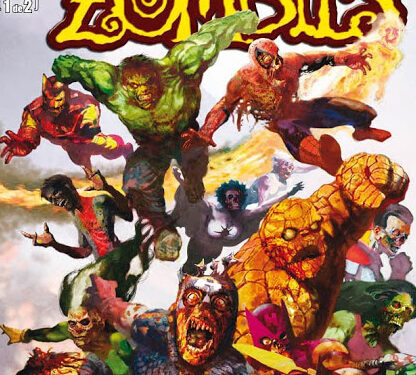 Leer Marvel Zombies Volumen 1, 2, 3, 4 y 5 Online en Español