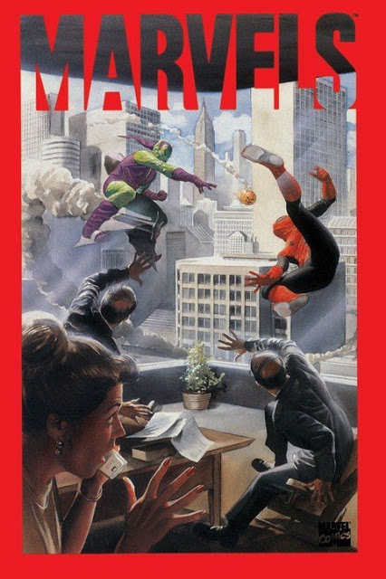 Leer Marvels Volumen 1 Online en Español