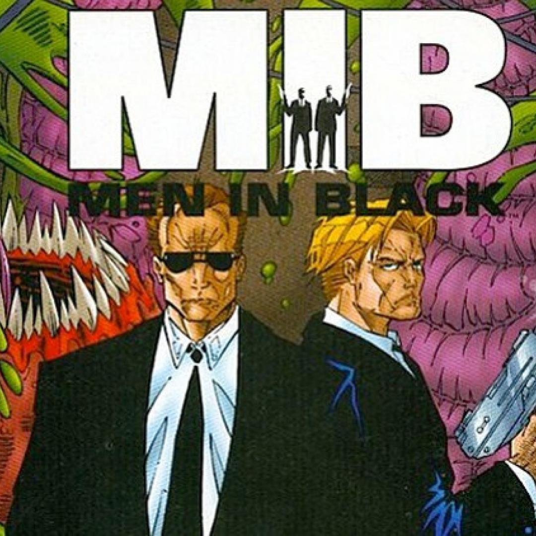 Leer Men in Black Volumen 1 En Español