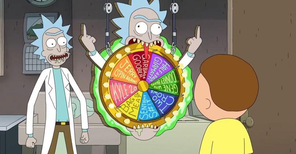 Rick y Morty aterrizan un final de temporada de una hora en septiembre