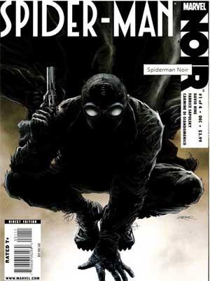 Leer Spiderman Noir Online en Español