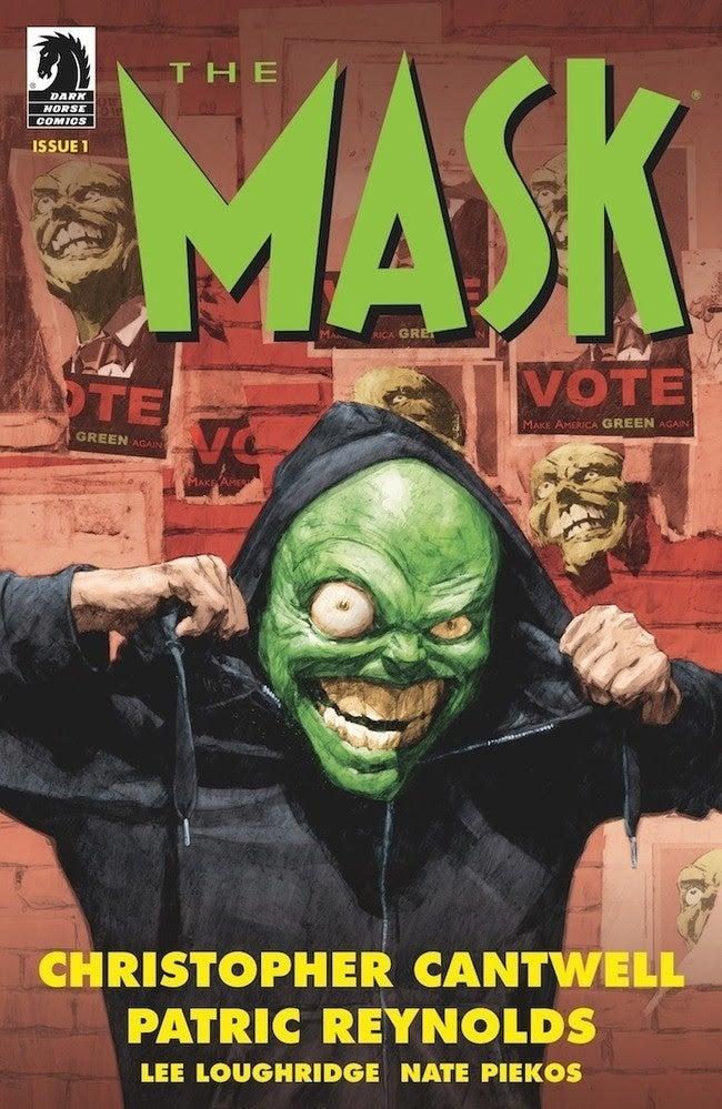 Leer Comic The Mask / La Mascara Online En español