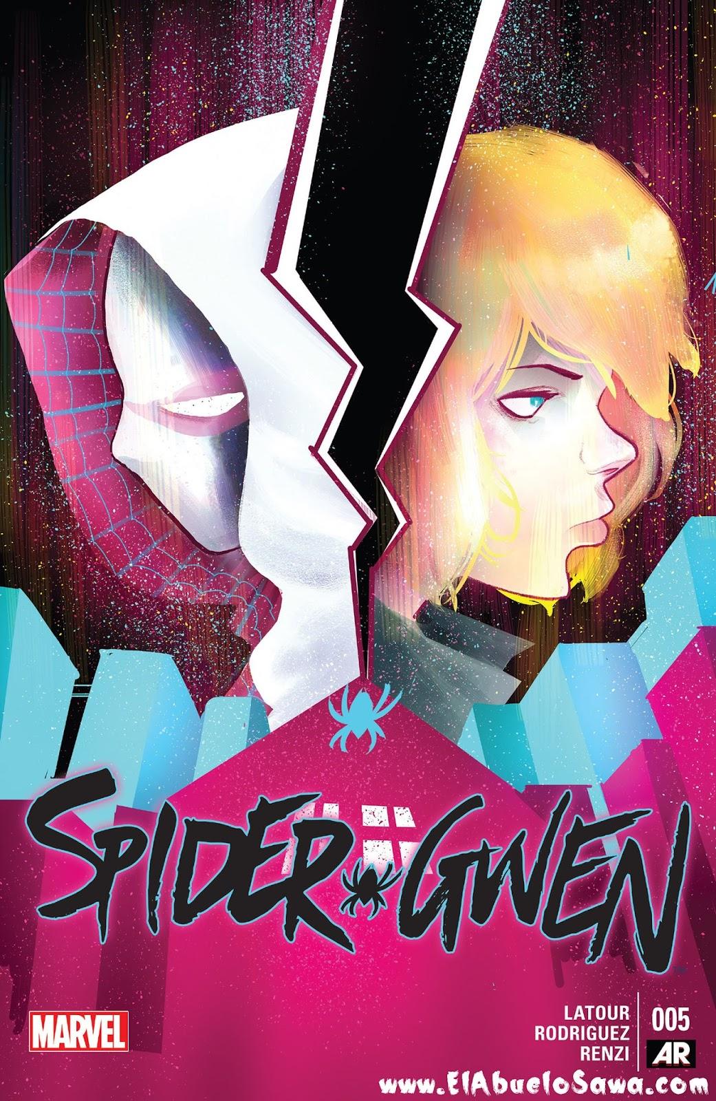 Leer Spider Gwen Volumen 1 y 2 Online en Español